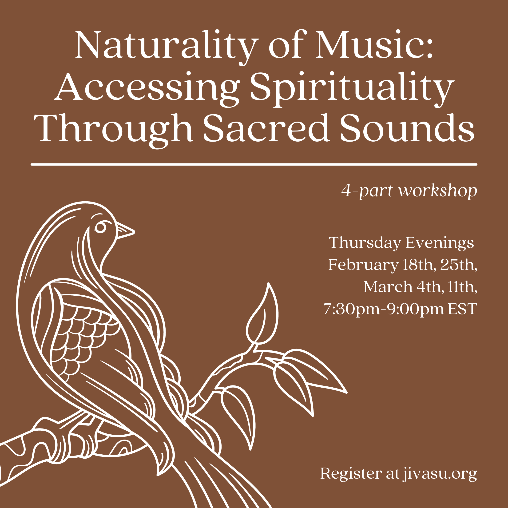 naturality of music_ accessing spirituality through sacred sounds